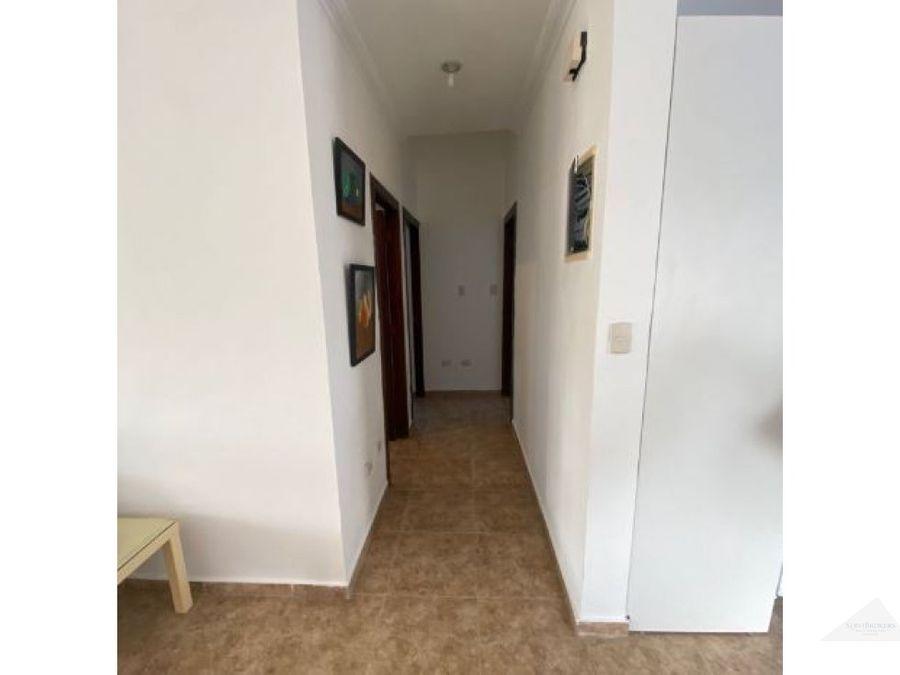 apartamento en alquiler 2 habitaciones full amoblado white sands