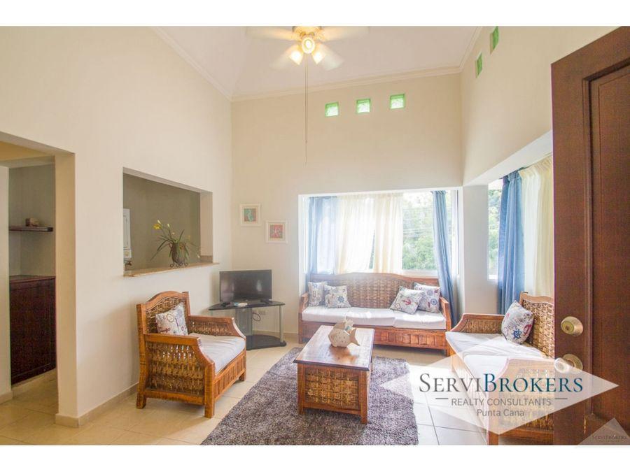 apartamento en venta punta cana 3 habitaciones costa bavaro