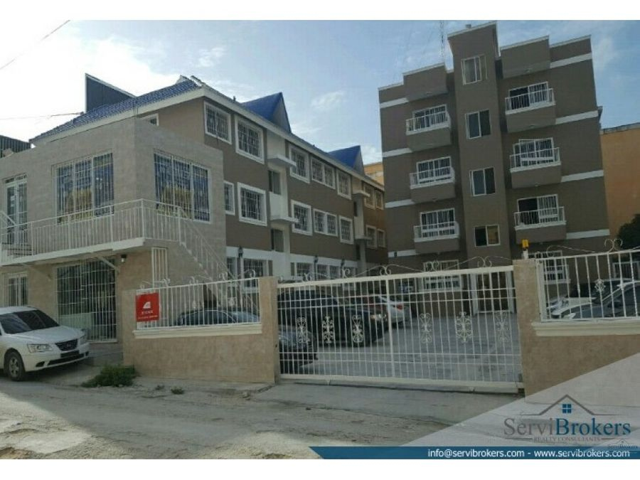 edificio residencial venta bavaro punta cana