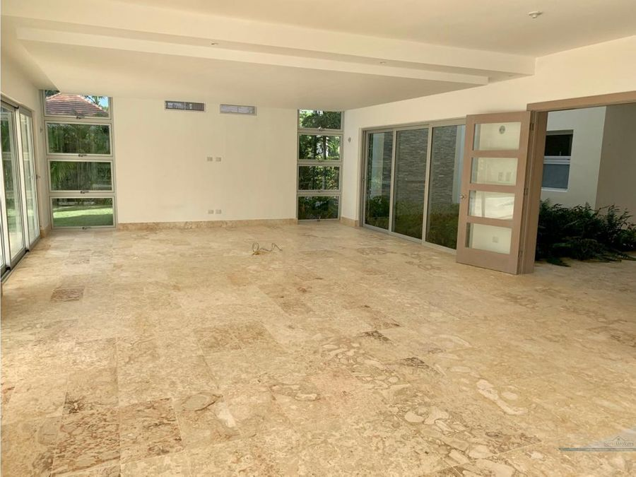 villa en venta punta cana resort club