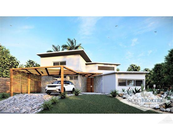 villa de lujo 3 dormitorios en punta cana