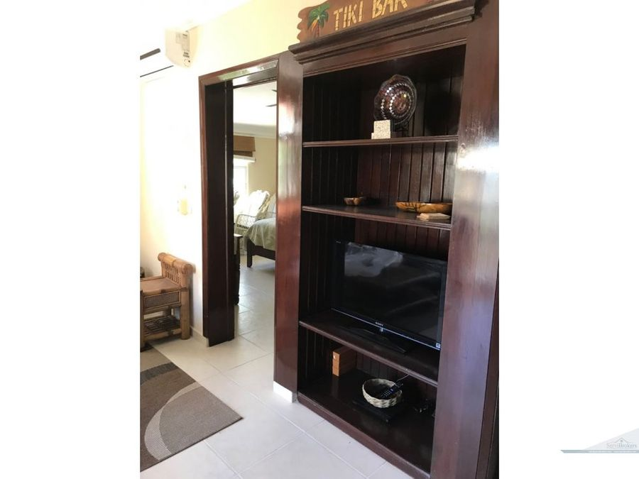 pent house 1 habitacion 2 banos el cortecio bavaro punta cana