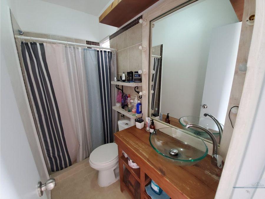 apartamento amueblado 2 habitaciones punta cana