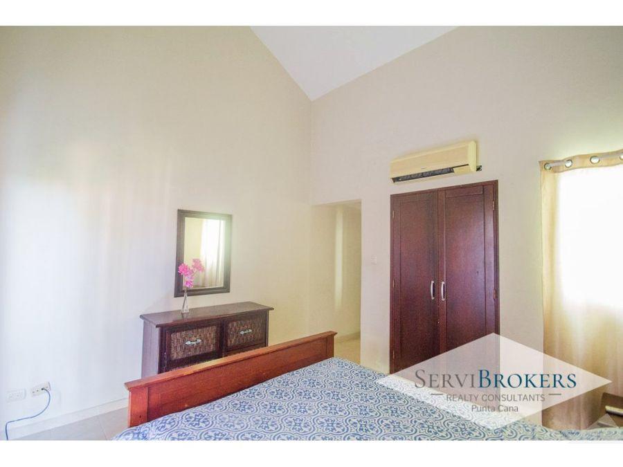 apartamento en venta 2 habitaciones costa bavaro