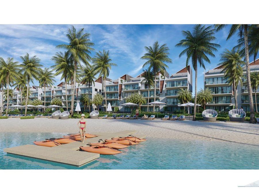 excelentes apartamentos con playa privada