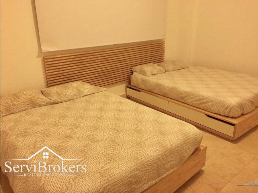 alquiler espacioso apartamento de 2 habitaciones