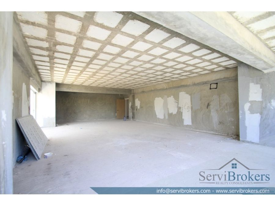 oficina alquiler 59 m2 punta cana village