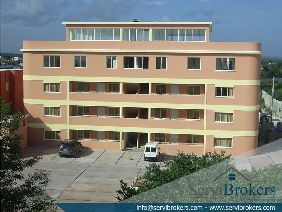 edificio 30 condominios amueblados 12 habitaciones bavaro punta cana
