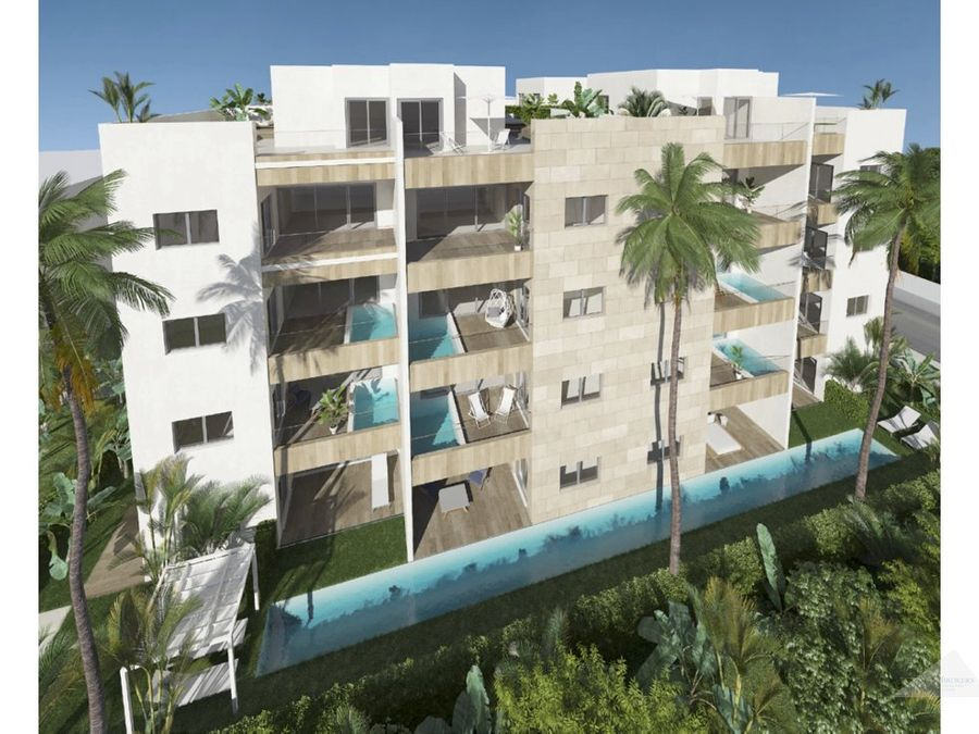 punta cana bavaro apartamento 2 habitaciones