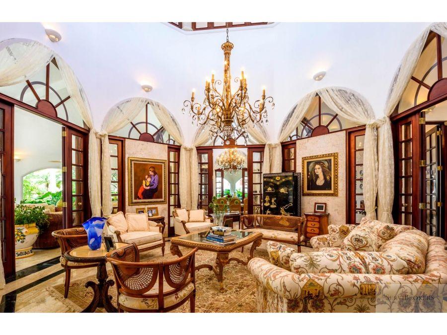 lujosa villa 6 hab casa de campo