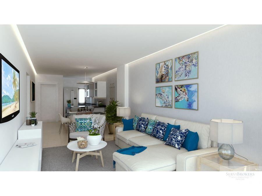 cana bay apartamentos de 1 y 2 habitaciones en venta punta cana