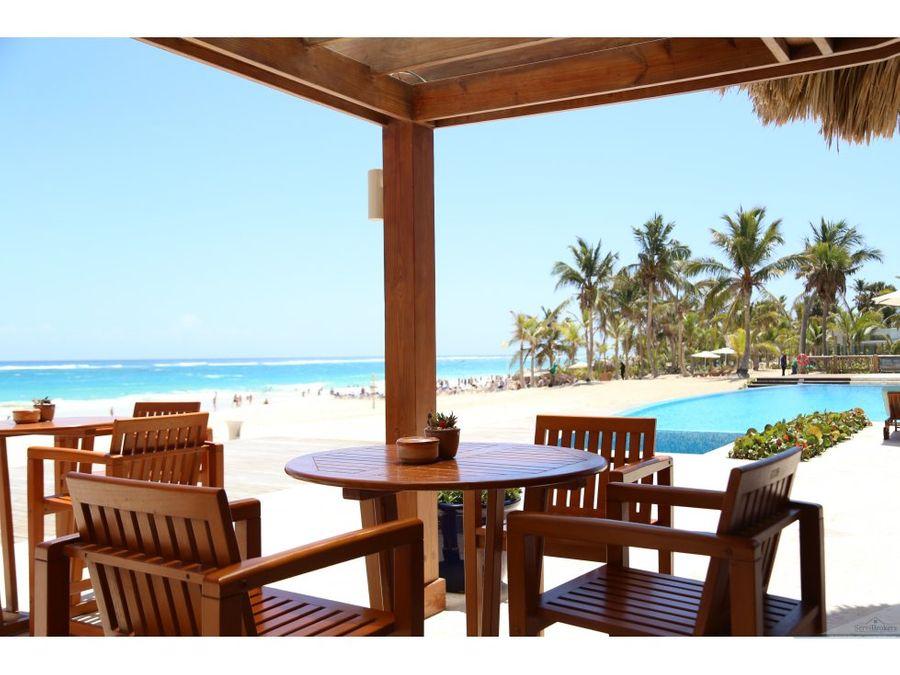 apartamento 2 hab playa y campo de golf punta cana