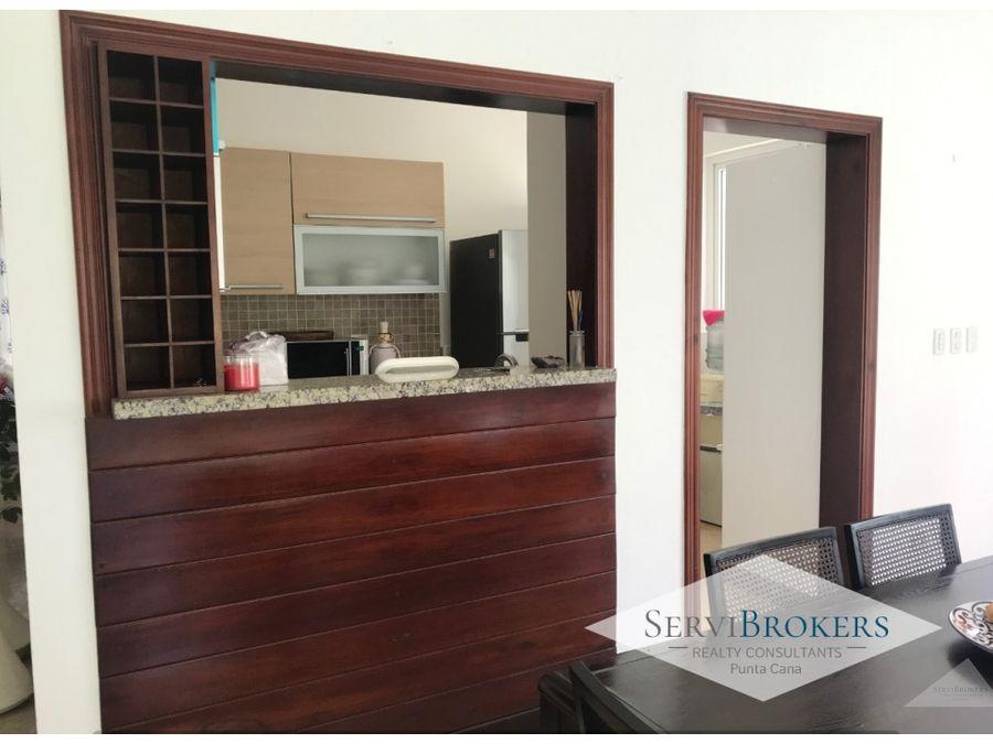 punta cana cocotal venta apartamento 3 habitaciones 2 banos