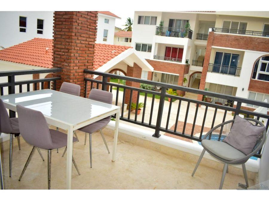 apartamento de 2 habitaciones los corales bavaro punta cana