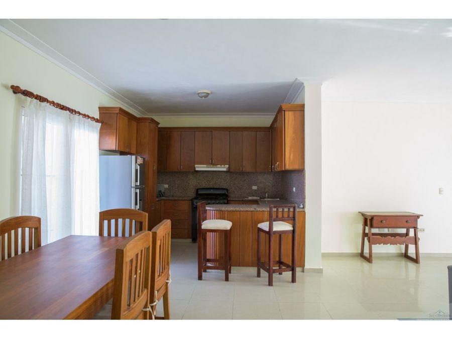 apartamento de 2 habitaciones los corales