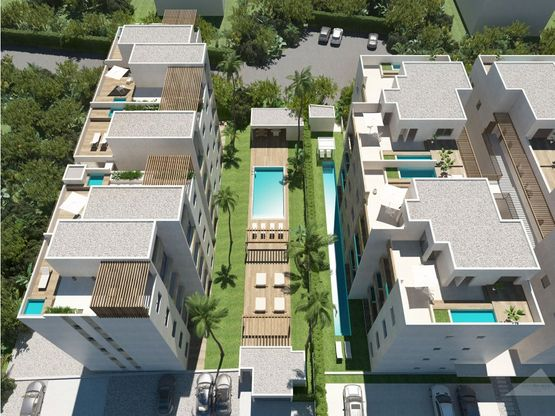 nuevos apartamentos a pasos de la playa punta cana