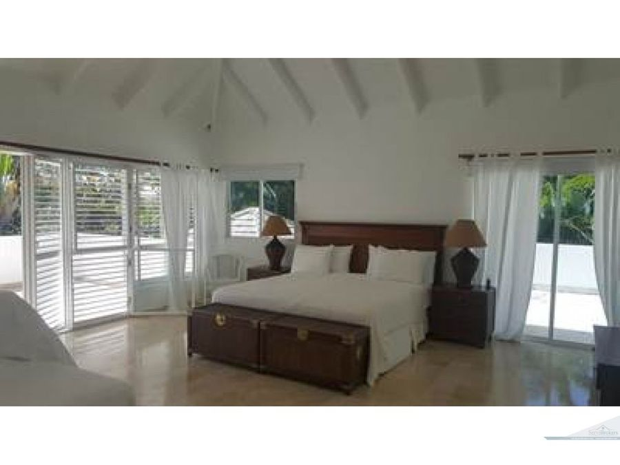 tortuga bay 4 habitaciones punta cana resort