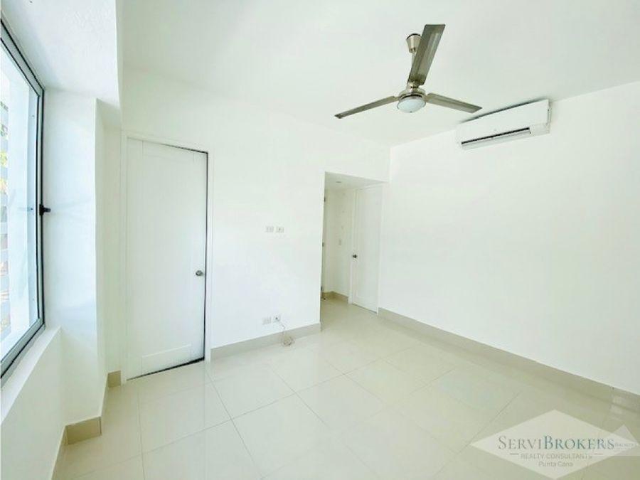 punta cana apartamento 2 habitaciones 25 banos con piscina comun