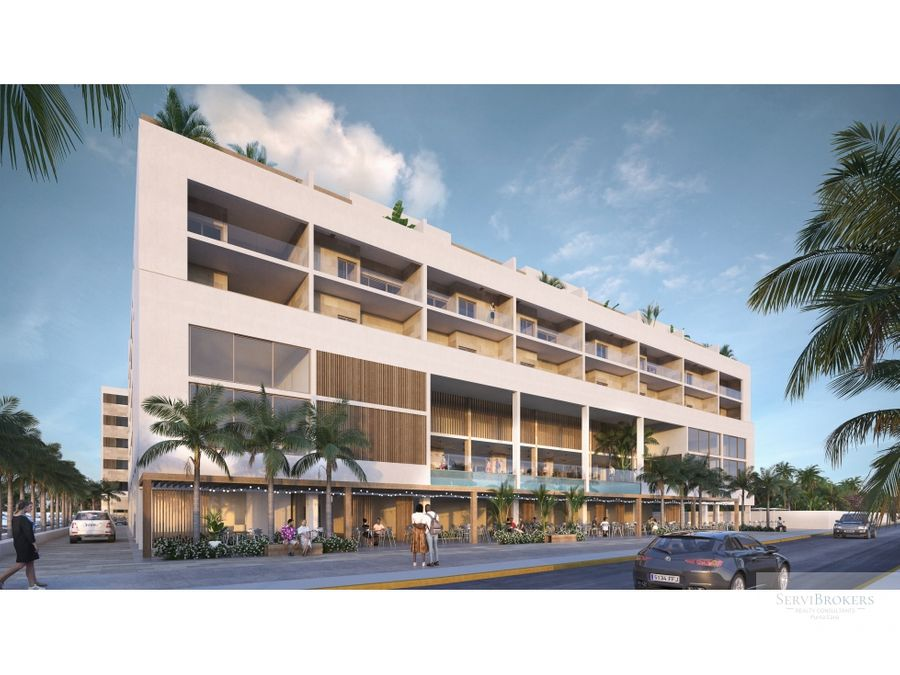 punta cana nuevos apartamentos a la venta el cortecito