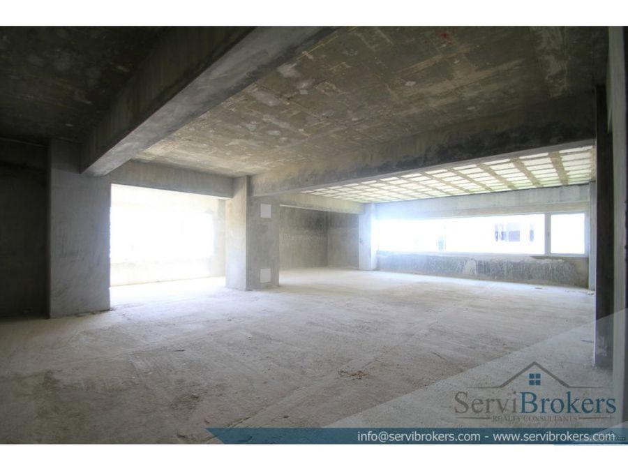 oficina alquiler 90 m2 punta cana village