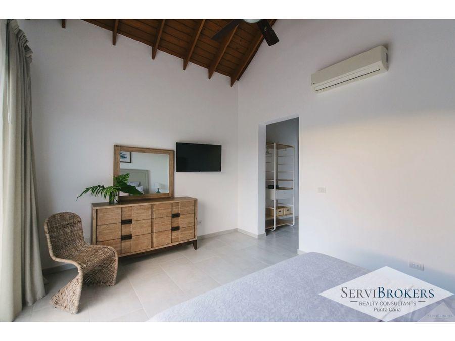 punta cana villa en venta 6 habitaciones cap cana