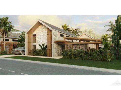 punta cana villa en venta 2 habitaciones