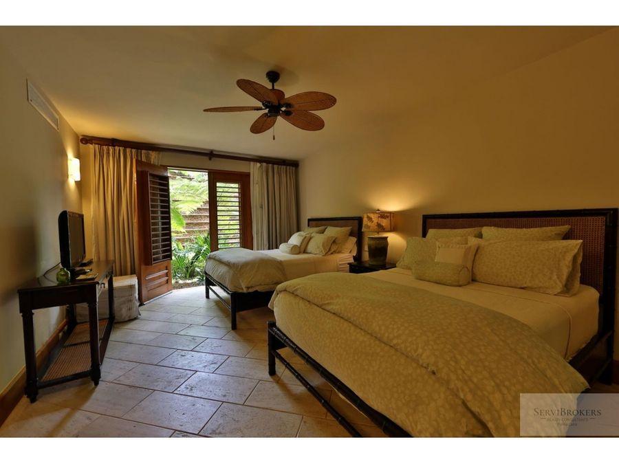 villa de 8 dormitorios en casa de campo