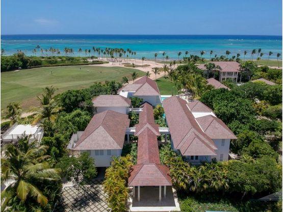 exclusiva villa 6 habitaciones arrecife punta cana
