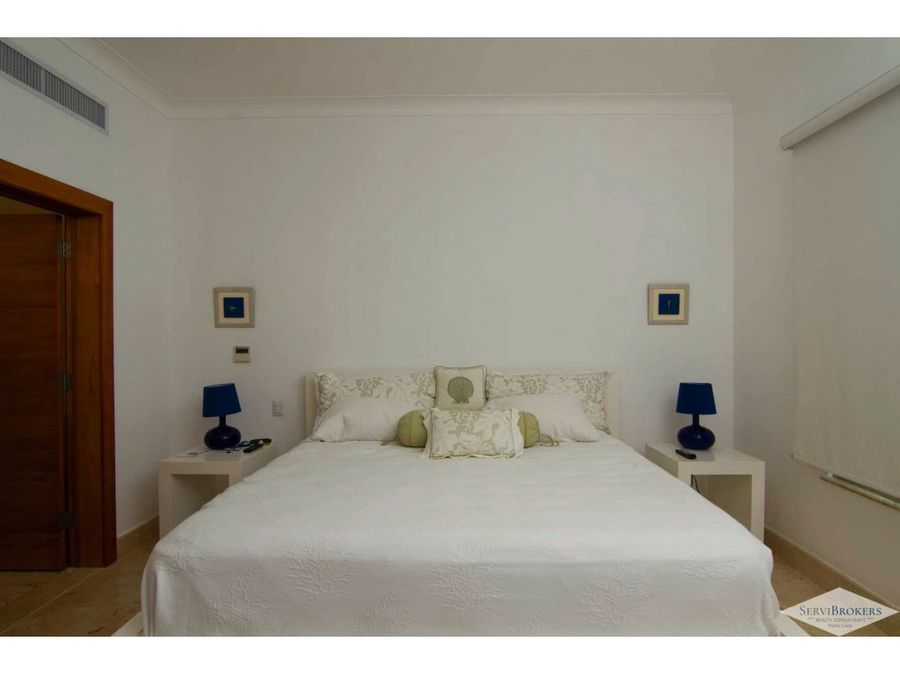 penthouse 2 habitaciones punta cana resort