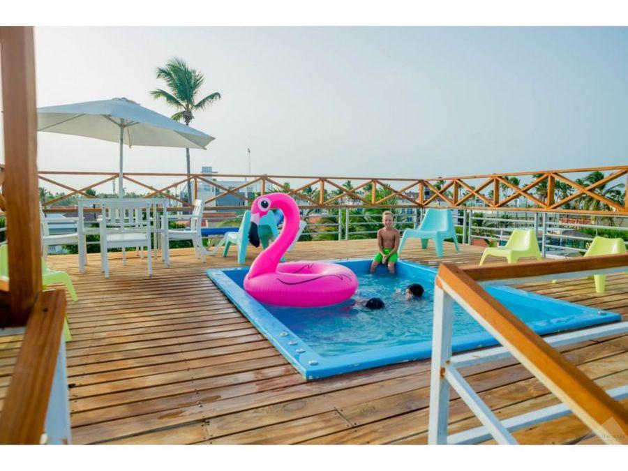 hotel en venta cerca de playa los corales bavaro punta cana