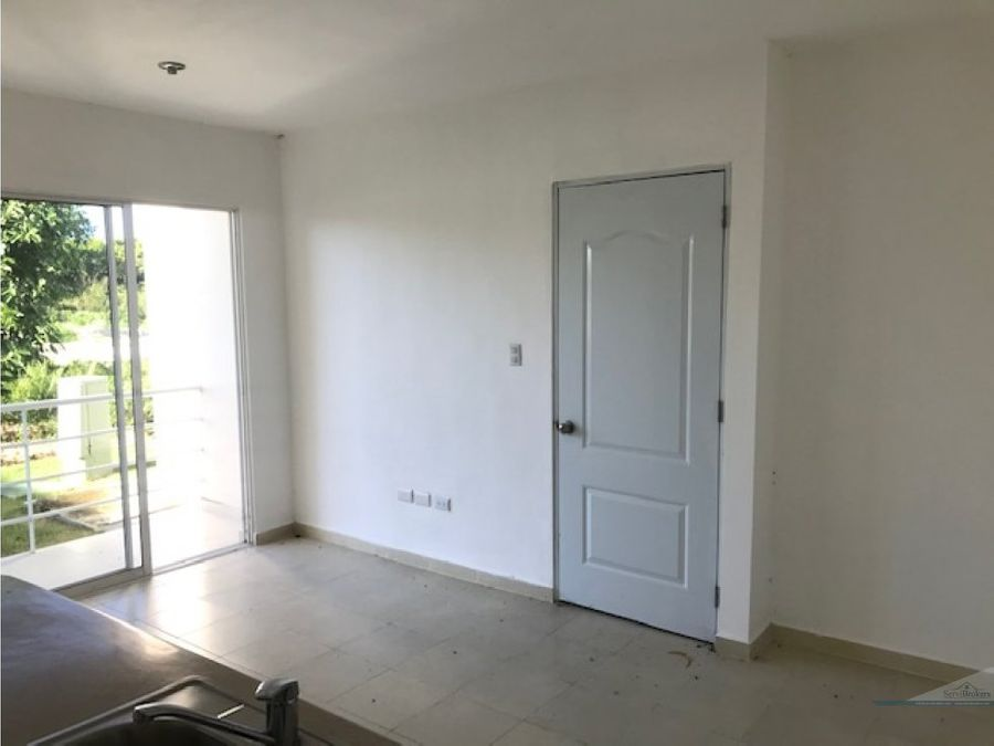 apartamento en alquiler 2 habitaciones 1 bano sin muebles veron