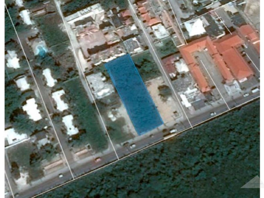 terreno en venta 1980 m2 land for sale bavaro 1980 sqf