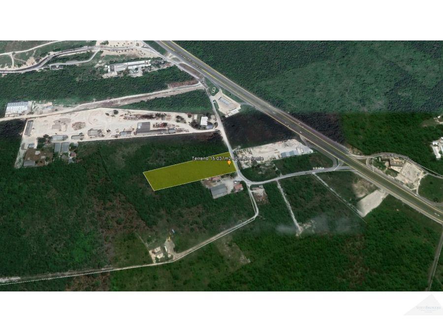 terreno en venta 15000m2 land for sale 15000 sqf
