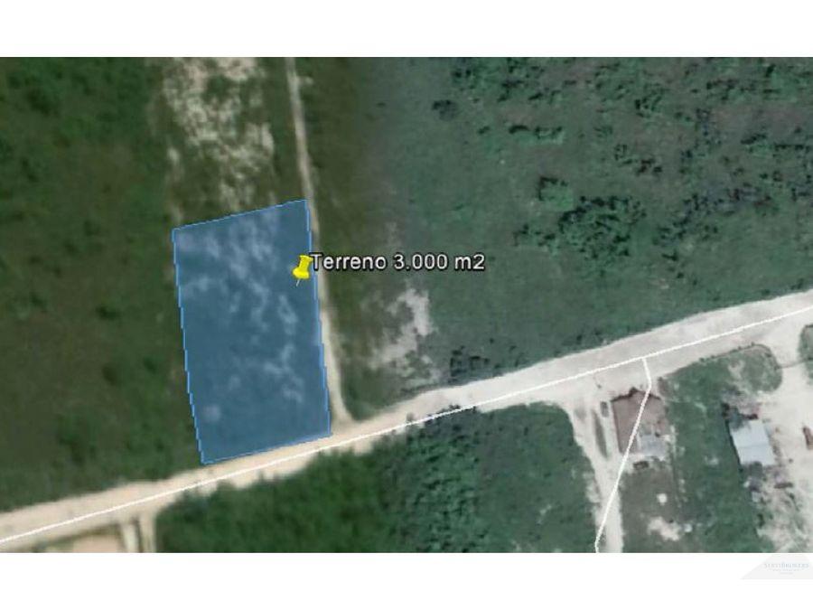 terreno en venta 3000m2 land for sale 3000 sqf