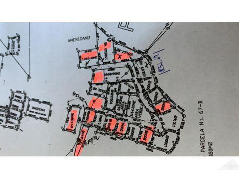 terreno en venta 9670m2 land for sale 104087sqf