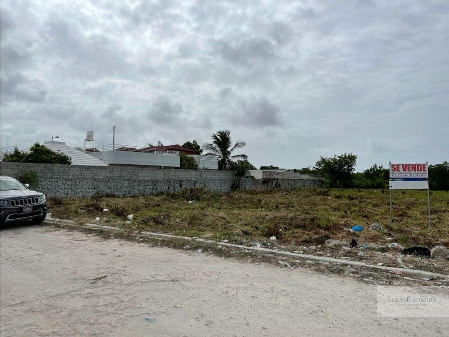 terreno en venta 2072m2 bavaro land for sale 2230282sqf