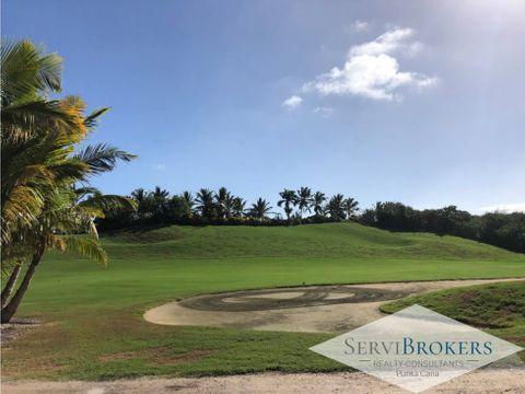 terreno venta iberostar resort con vista al campo de golf