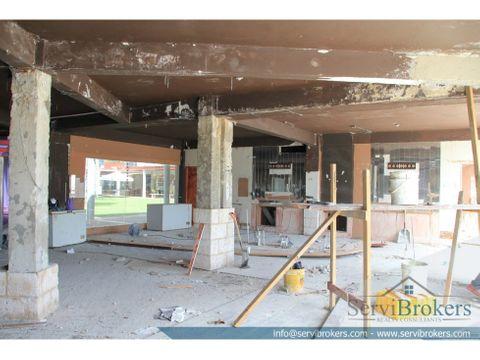 oficinas 640 m2 frisua bavaro punta cana