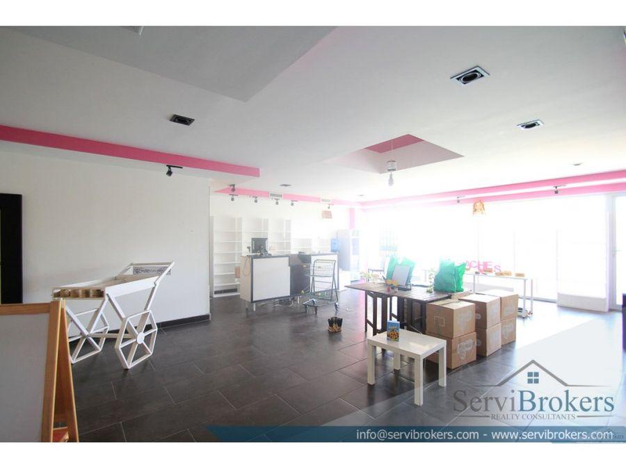 oficina alquiler 120 m2 punta cana village