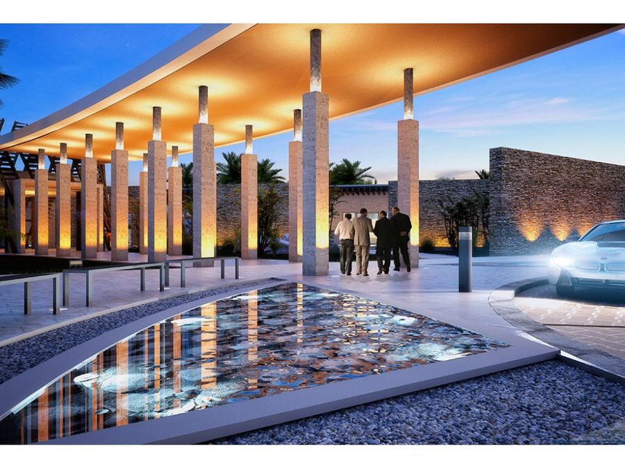 punta cana bavaro projecto de casas de 23 y 4 habs nueva