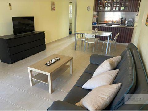 condominio 2 habitaciones 2 banos en venta bavaro