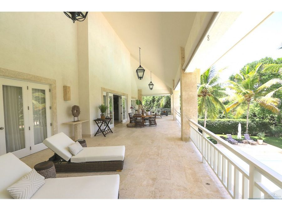 villa en venta punta cana resort club