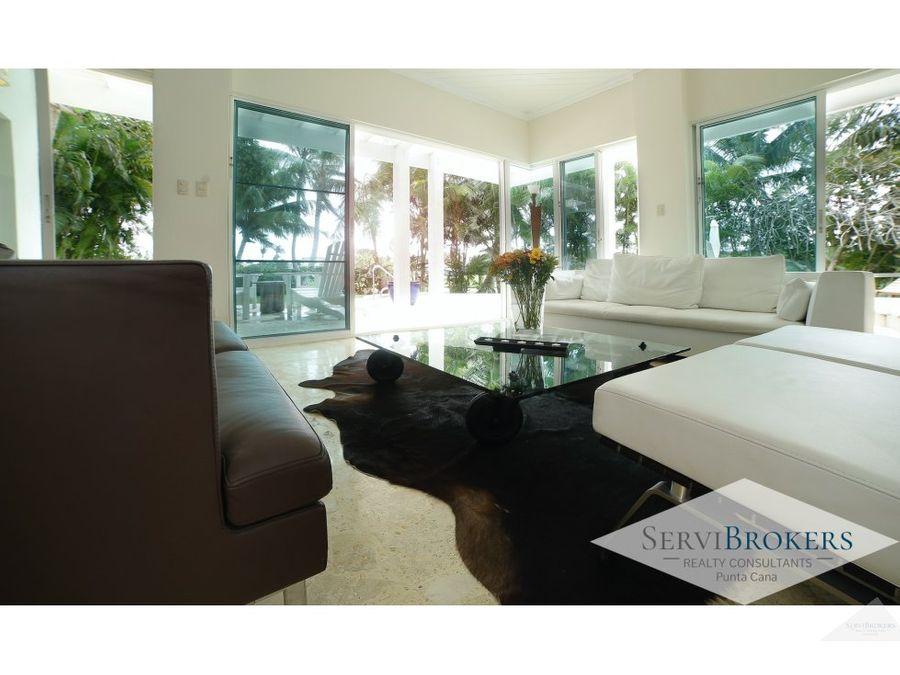 tortuga bay villa de 4 habitaciones punta cana resort golf club