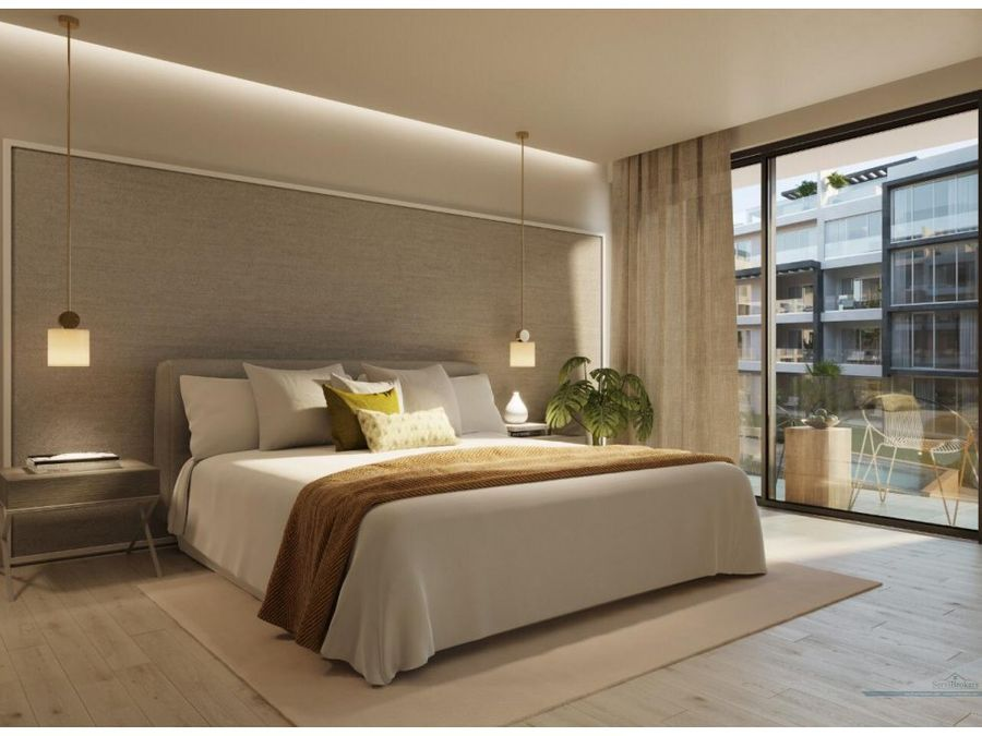 apartamentos de 1 2 y 3 dormitorios en la playa