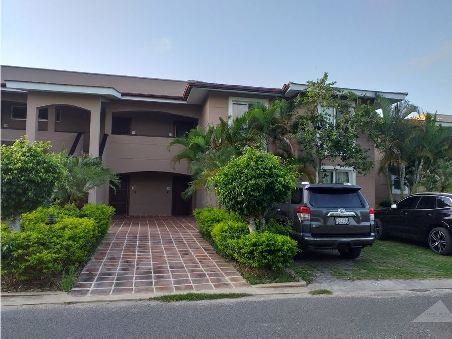 apartamento en cocotal golf country club bavaro punta cana