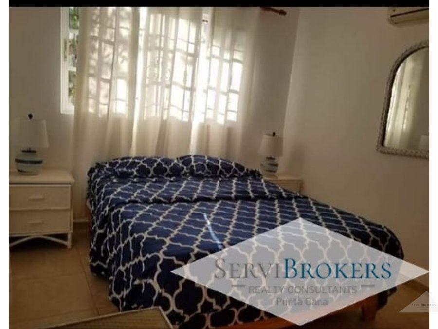 punta cana alquiler apartamento ifa villas bavaro 1 habitacion 1 bano