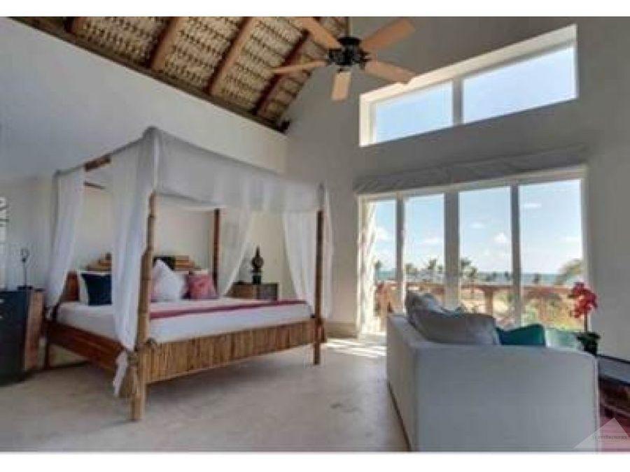 villa 5 habitaciones 5 banos cap cana caleton beach punta cana