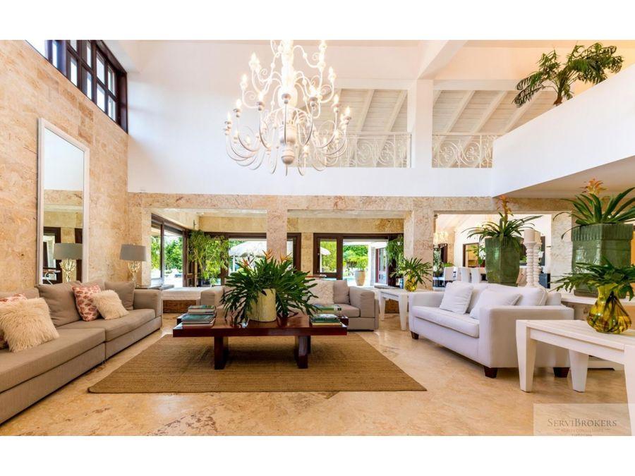 magnifica villa 7 hab casa de campo