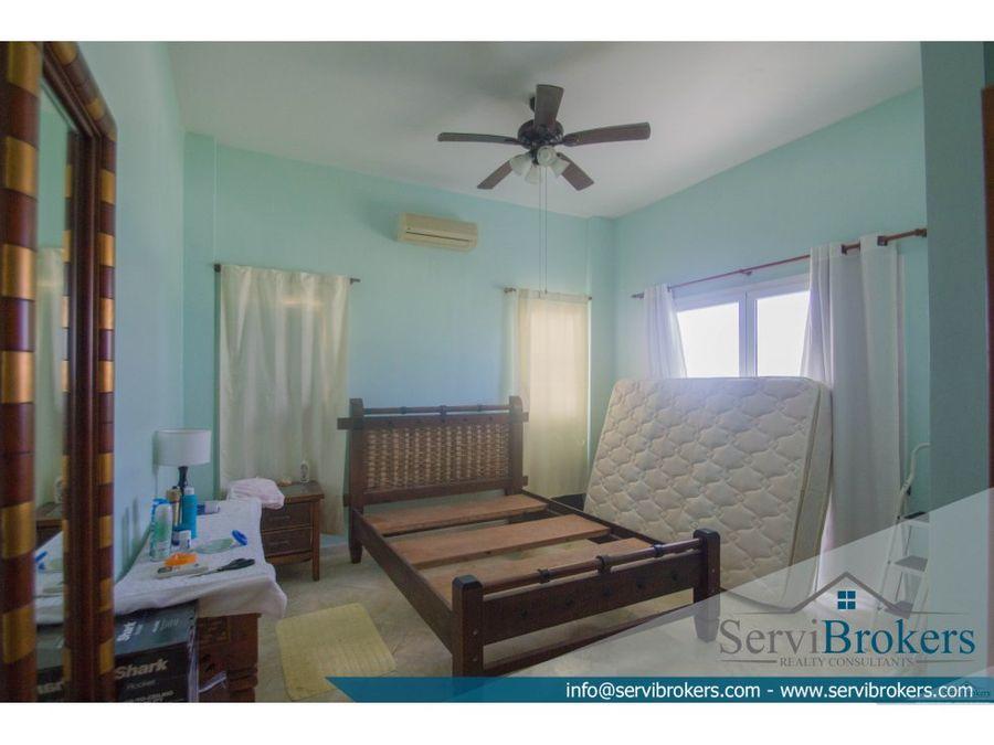 apartamento en la playa 2 habitaciones bavaro