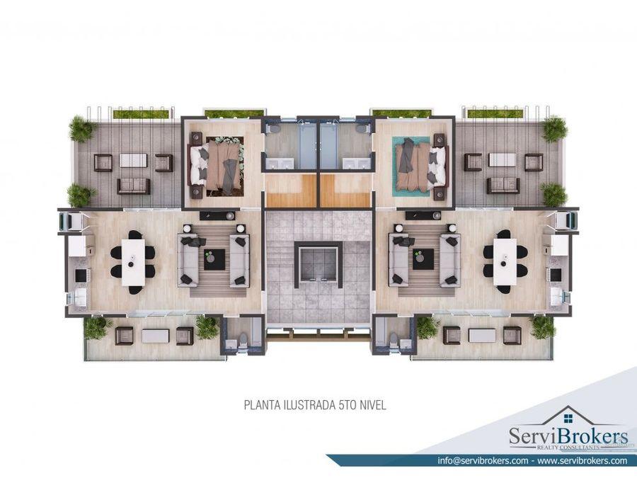 apartamentos 2 habitaciones el cortecito bavaro